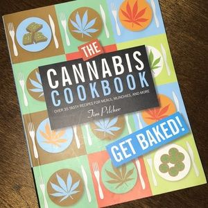 The cannabis cookbook get baked